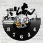 Kép 3/6 - Bakelit óra - konyhafőnök